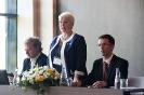 Открытие конференции. Выступление президента МАСОП Ганны Жуковой