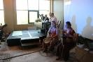 Выступление школы этнических барабанов «TekaDUM»