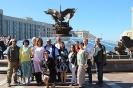 Экскурсия по Минску для участников конференции