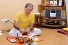 Кешава Шутц, мастер йоги и сооснователь школы Yoga Vidya, Германия